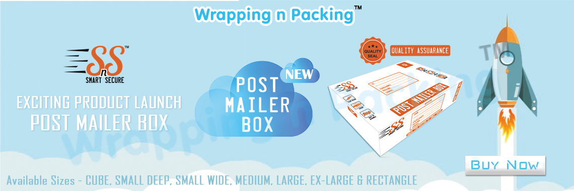 Post Mailer Box