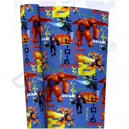 Big Hero Gift Wrap Rolls