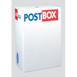 Small Deep Post Box 27.5 x 19 x 10cm - Pack of 15