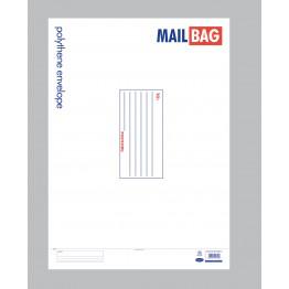 Poly Mail Bag Jumbo 50cm x 65cm - Pack of 25