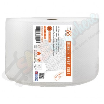 Smart n Secure Bubble Wrap Roll 300mmx100m