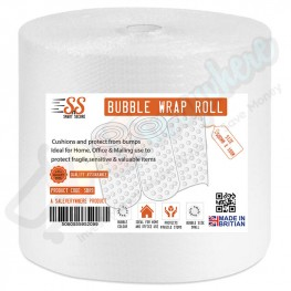 Smart n Secure Bubble Wrap Roll 500mmx100m