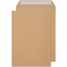 A4/C4 Manila Premium Envelope 115gsm, Box of 250 Loose
