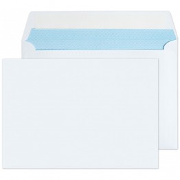 A6/C6 White Premium Envelope 100gsm, Box of 1000 Loose
