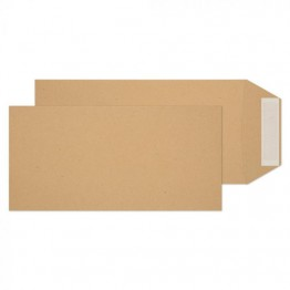 DL Manilla Premium Envelope 115gsm, Box of 500 Loose