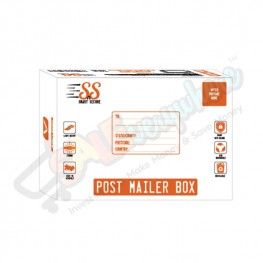 Post Mailer Box Small Wide 313 x 217 x 74mm