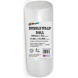 Bubble Wrap Roll 300mm x 5m