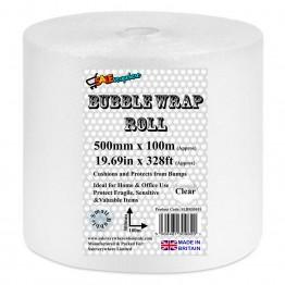 Bubble Wrap Roll 500mm x 100m