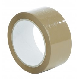 Parcel Tape Brown/Buff 48mm x 66m - Box of 36