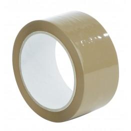 Parcel Tape Brown/Buff 48mm x 66m