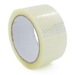 Parcel Tape Clear 48mm x 66m - Box of 144