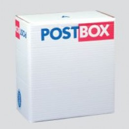 Small Wide Post Box 31.8 x 22.4 x 8cm - Pack of 15
